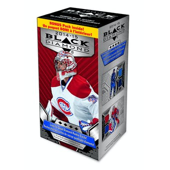 2014/15 Upper Deck Black Diamond Hockey 6-Pack Box