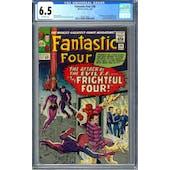 Fantastic Four #36 CGC 6.5 (OW) *2014214015*