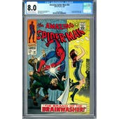 Amazing Spider-Man #59 CGC 8.0 (OW-W) *2014420025*