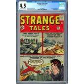Strange Tales #102 CGC 4.5 (OW-W) *2014499003*