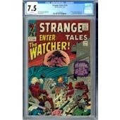 Strange Tales #134 CGC 7.5 (W) *2014499020*
