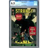 Strange Tales #137 CGC 6.5 (W) *2014499022*