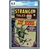 Strange Tales #139 CGC 6.5 (OW-W) *2014499024*