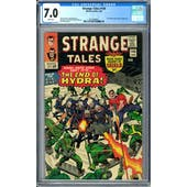 Strange Tales #140 CGC 7.0 (W) *2014499025*
