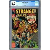 Strange Tales #142 CGC 6.0 (W) *2014500001*
