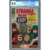 Strange Tales #143 CGC 8.0 (W) *2014500002*