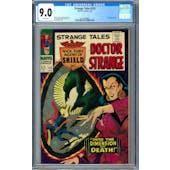 Strange Tales #152 CGC 9.0 (W) *2014500006*