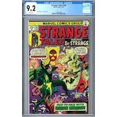 Strange Tales #184 CGC 9.2 (W) *2014814004*