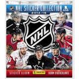 2014/15 Panini NHL Hockey Sticker Pack