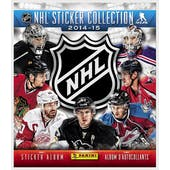 2014/15 Panini NHL Hockey Sticker Pack (Lot of 50)