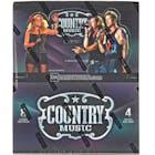 Image for  4x 2014 Panini Country Music Hobby Box