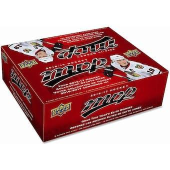 2016/17 Upper Deck MVP Hockey 36-Pack Box