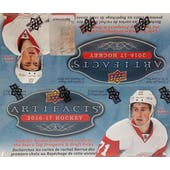 2016/17 Upper Deck Artifacts Hockey 24-Pack Box