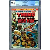 Marvel Feature #12 CGC 9.6 (W) *2016520001*
