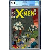 X-Men #11 CGC 5.0 (OW) *2016520007*