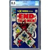 X-Men #46 CGC 8.5 (W) *2016520014*