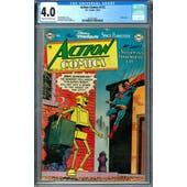 Action Comics #173 CGC 4.0 (C-OW) *2016542001*