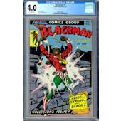 Blackman #1 CGC 4.0 (OW) *2016542002*