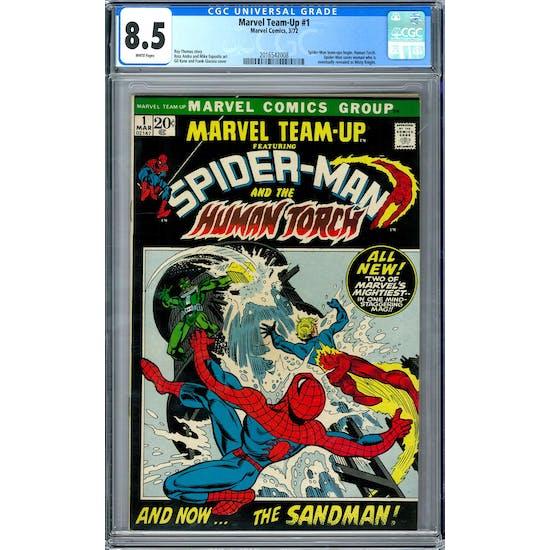 Marvel Team-Up #1 CGC 8.5 (W) *2016542008*