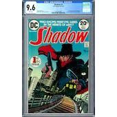 Shadow #1 CGC 9.6 (W) *2016542009*