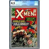X-Men #12 CGC 4.5 (OW-W) *2016545008*