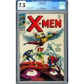 X-Men #49 CGC 7.5 (OW-W) *2016545010*