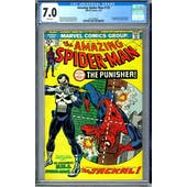 Amazing Spider-Man #129 CGC 7.0 (W) *2016706001*