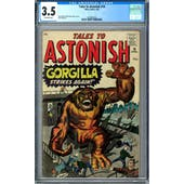 Tales to Astonish #18 CGC 3.5 (OW) *2016892016*