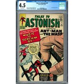 Tales to Astonish #47 CGC 4.5 (OW) *2016892020*