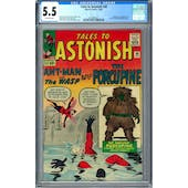 Tales to Astonish #48 CGC 5.5 (OW) *2016892021*
