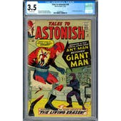 Tales to Astonish #49 CGC 3.5 (OW) *2016892022*