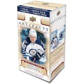 2017/18 Upper Deck Artifacts Hockey Blaster Box