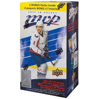 2017/18 Upper Deck MVP Hockey 24-Pack Blaster Box