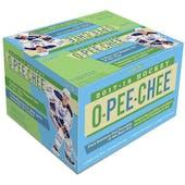 2017/18 Upper Deck O-Pee-Chee Hockey 36-Pack Box
