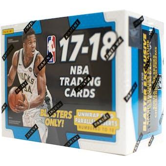 2017/18 Panini Donruss Optic Basketball 7-Pack Blaster Box (Lot of 5)