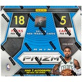 2017/18 Panini Prizm Fast Break Basketball Box