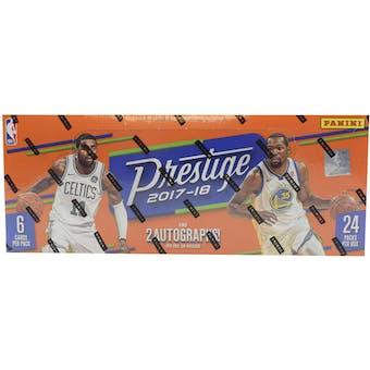 2017/18 Panini Prestige Basketball Hobby Box