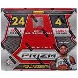 2017/18 Panini Prizm Basketball 24-Pack Box