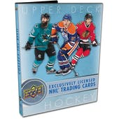2017/18 Upper Deck Series 1 Hockey Starter Kit