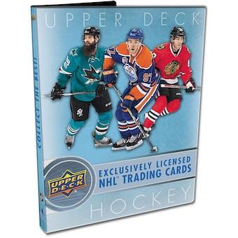 2017/18 Upper Deck Series 1 Hockey Starter Kit