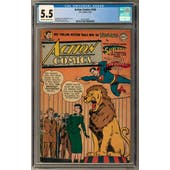 Action Comics #166 CGC 5.5 (OW-W) *2017135001*