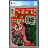 Fantastic Four #16 CGC 4.5 (OW) *2017138004*