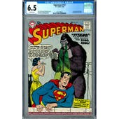 Superman #127 CGC 6.5 (OW) *2017138023*