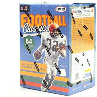 2017 Panini Classics Football 8-Pack Blaster Box (Lot of 3)