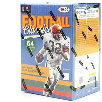 2017 Panini Classics Football 8-Pack Blaster Box