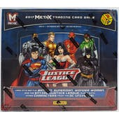 MetaX TCG: Justice League Booster 12-Box Case
