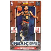 2018/19 Panini Hoops Basketball Hobby Box