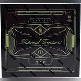 2018/19 Panini National Treasures Basketball Hobby Box