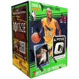2018/19 Panini Donruss Optic Basketball Blaster 20-Box Case