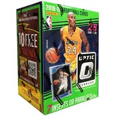 2018/19 Panini Donruss Optic Basketball 7-Pack Blaster Box